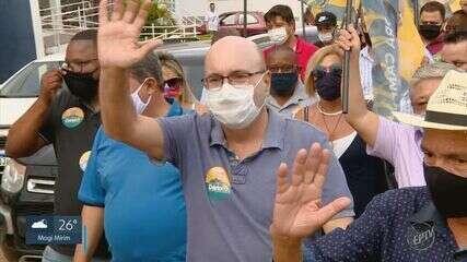 Candidatos à Prefeitura de Campinas visitam distritos no último dia de campanha