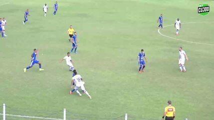 Melhores momentos de Vitória-ES 1 x 0 Goianésia, pela Série D Brasileiro 2020