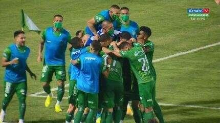 Os melhores momentos de Guarani 2 x 0 Chapecoense, pela 24ª rodada da Série B