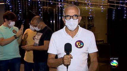 Edvaldo Nogueira (PDT) fala após reeleição como prefeito de Aracaju