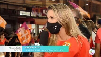 Eleita prefeita de Uberaba, Elisa Araújo fala sobre o resultado do segundo turno