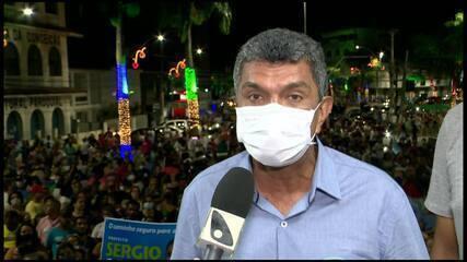 Sérgio Vidigal, prefeito eleito na Serra, fala sobre o resultado