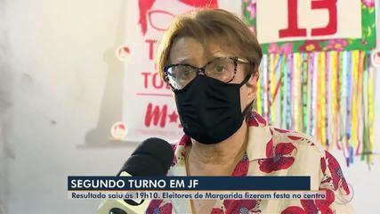 Margarida Salomão é eleita com 54% dos votos; confira como foi a eleição em Juiz de Fora