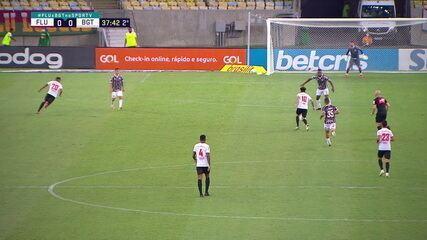 Melhores momentos: Fluminense 0 x 0 Bragantino pela 23ª rodada do Brasileirão 2020
