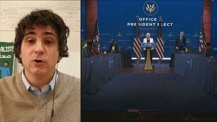 Joe Biden anuncia formalmente equipe econômica para o governo dos EUA