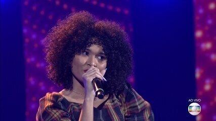 Natasha canta 'Bixinho' na Rodada de Fogo