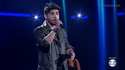 Manso canta '93 Million Miles' na Rodada de Fogo