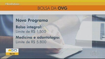 Governo manda para Alego projeto que altera regras da bolsa universitária da OVG