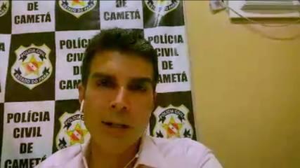Quadrilha que assaltou banco em Cametá não levou nenhum valor, diz governador do Pará