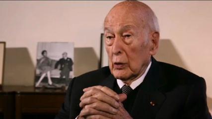 Giscard d'Estaing, ex-presidente da França, morre aos 94 anos