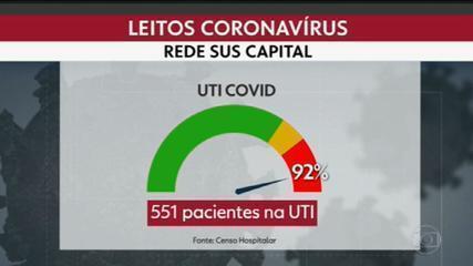 Estado do Rio tem a maior taxa de mortalidade de coronavírus do país