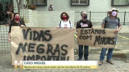 Morte do menino Miguel: testemunhas do caso são ouvidas pela Justiça no Recife