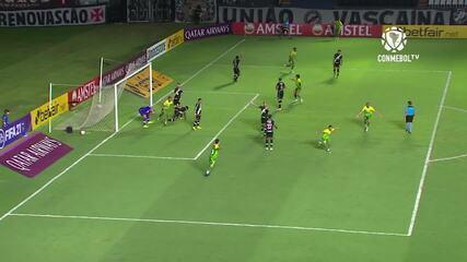 Melhores momentos: Vasco 0 x 1 Defensa y Justicia, pelas oitavas de final da Sul-Americana