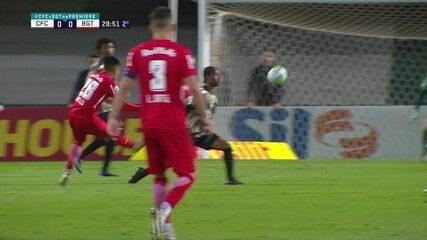 Melhores momentos de Coritiba 0x0 Bragantino, pela 24ª rodada do Brasileirão 2020