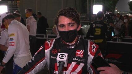 Pietro Fittipaldi fala sobre participação no GP de Sakhir