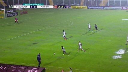 Melhores momentos: Figueirense 2 x 0 Náutico, pela 26ª rodada do Brasileirão Série B