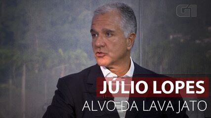 VÍDEO: PF cumpre mandados em endereços ligados a Júlio Lopes e nova fase da Lava Jato