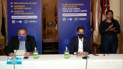 Governo de Pernambuco proíbe festas e shows de fim de ano por causa da piora da pandemia