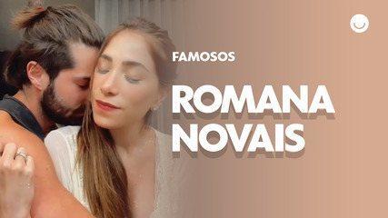 Romana Novais faz relato de parto