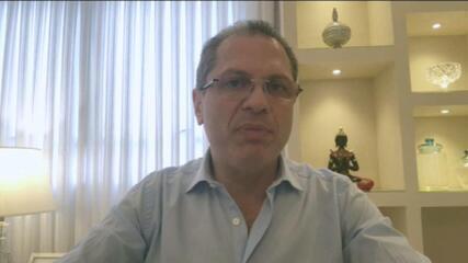 """Secretário de Saúde de SP, Jean Gorinchteyn: """"A CoronaVac é a vacina mais adiantada"""""""