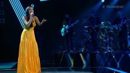 Cleane Sampaio canta 'Disparada' nos Shows ao Vivo