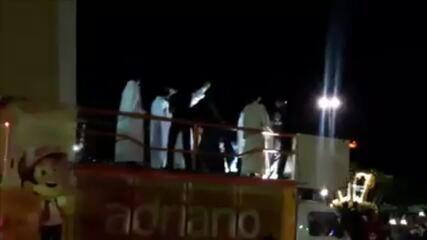 Procissão de Nossa Senhora da Conceição gera aglomeração em Ceará-Mirim