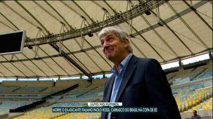 Morre Paolo Rossi, ex-atacante italiano, carrasco do Brasil na Copa de 1982