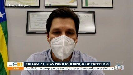 Daniel Vilela fala sobre o estado de saúde do pai Maguito Vilela (MDB)