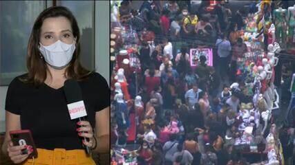 Brás tem a segunda maior taxa de mortes pela Covid-19 em São Paulo