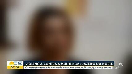 Mulher denuncia ter sido estuprada por outras duas mulheres