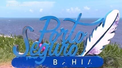 Conheça os pontos turísticos de Porto Seguro (BH)