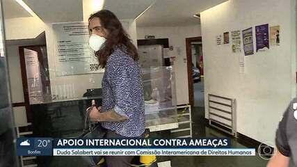 Vereadora trans de Belo Horizonte recebe apoio internacional contra ameaças