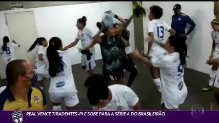 Real Brasília elimina o Tiradentes-PI, vai às semifinais da A2 e garante vaga na elite