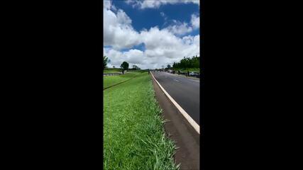 Motociclistas são presos após serem flagrados fazendo racha em rodovia de Catanduva