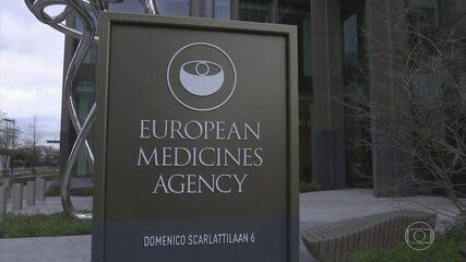 A União Europeia prometeu vacinação simultânea em todos os 27 países do bloco