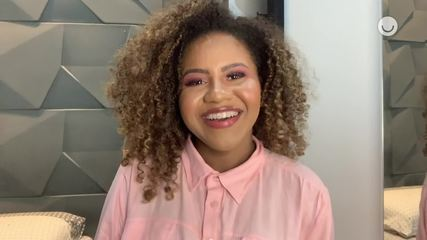 Ana Ruth, finalista da 8ª temporada, manda recado para participantes do 'The Voice'