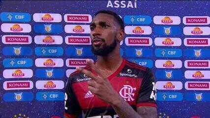 Gerson, meia do Flamengo, diz ter sido vítima de racismo