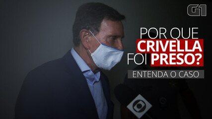 Entenda o caso: por que Crivella foi preso?