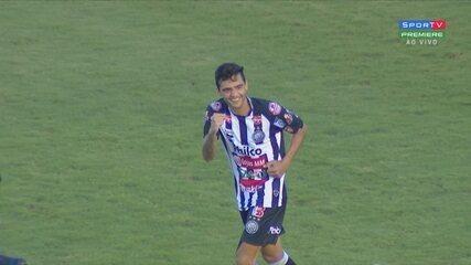 Gol do Operário! Rafael Oller faz linda jogada individual e ampla o placar, aos 28' do 2T