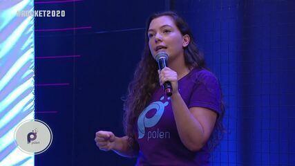 Rocket 2020: confira a apresentação da startup Polen na final do reality