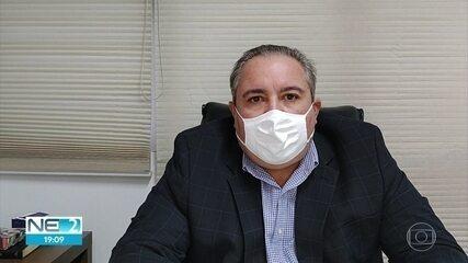 Estado anuncia contratação de profissionais de saúde para reforçar atendimento à Covid-19