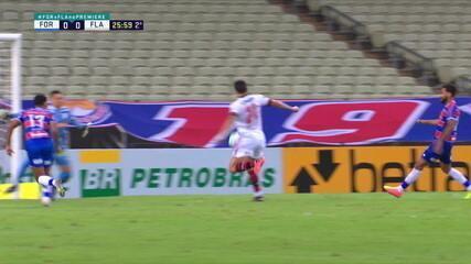 Melhores momentos: Fortaleza 0 x 0 Flamengo pela 27ª rodada do Brasileirão 2020