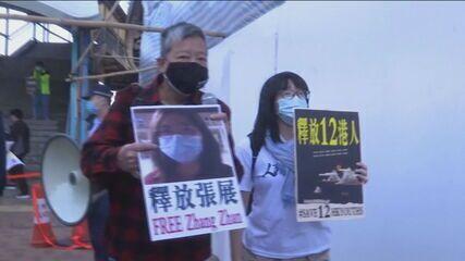 Jornalista chinesa de Wuhan é condenada a 4 anos de prisão por relatar pico da pandemia