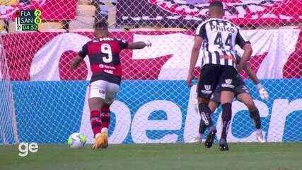 Relembre cobranças de pênaltis do Flamengo após paralisação do futebol