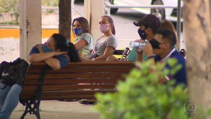 Hospitais públicos de Manaus estão com mais de 90% dos leitos de UTI para Covid ocupados