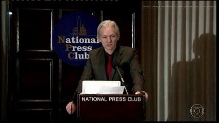 Reino Unido nega pedido de extradição de Julian Assange para os EUA