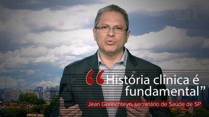 'História clínica é fundamental', diz Gorinchteyn sobre casos de mutação no coronavírus