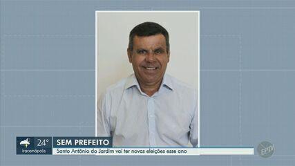 Com eleição sub judice, presidente da Câmara assume prefeitura de Santo Antônio do Jardim