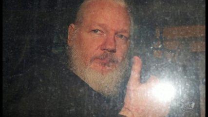 Reino Unido rejeita extradição de Julian Assange para os EUA