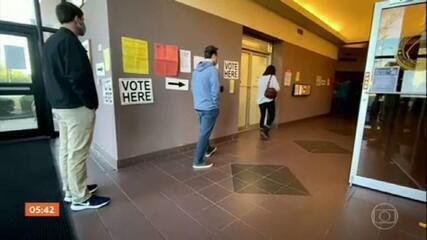 Com 98% das urnas apuradas, números indicam democrata para uma das vagas na Geórgia